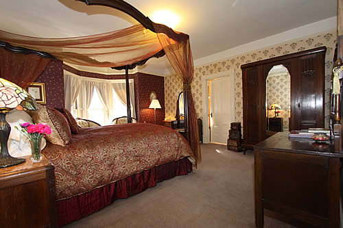guestroom hennessey house napa california wine country bed and breakfast inn