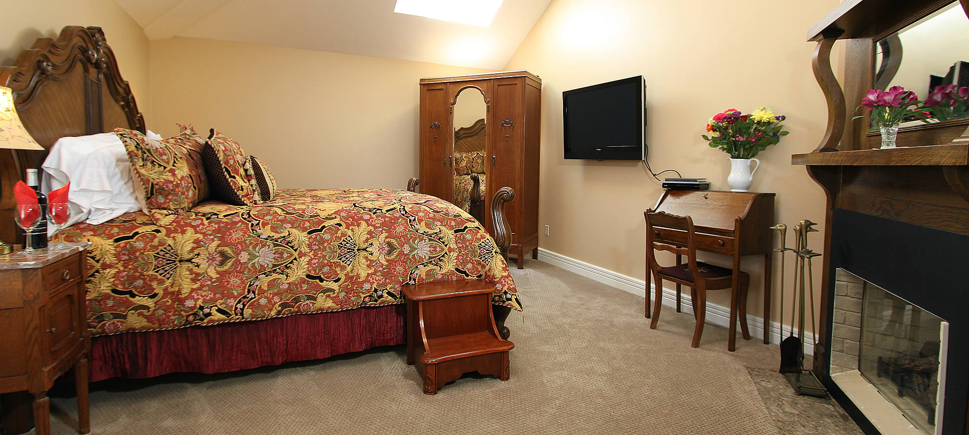 sage creek suite napa bed and breakfast lodging